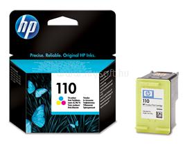 HP 110 Tri-color Inkjet Print Cartridge, CB304AE