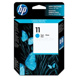 HP 11 Cyan Ink Cartridge, C4836A