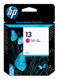 HP 13 Magenta Ink Cartridge, C4816A