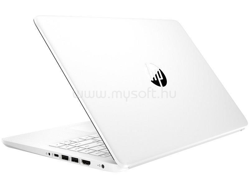 HP 14s-dq1003nh (fehér)