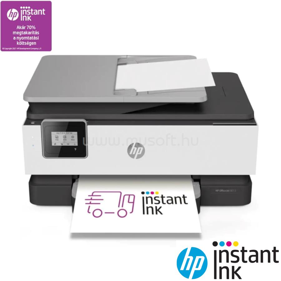 HP OfficeJet 8013 Color Multifunction Printer