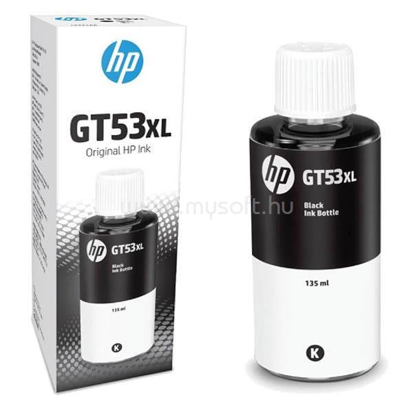 HP GT53XL 135 ml-es fekete tintatartály