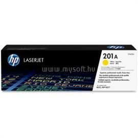 HP 201A Yellow Original LaserJet Toner Cartridge (1 300 oldal), CF402A