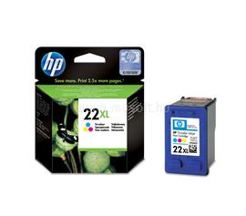 HP 22XL Tri-color Inkjet Print Cartridge, C9352CE