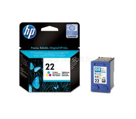 HP 22 Tri-color Inkjet Print Cartridge, C9352AE