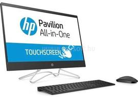 HP 24-F0001NN All-in-One PC (Touch) fekete, 4TY86EA