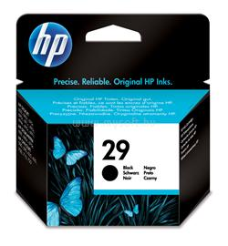 HP 29 Large Black Inkjet Print Cartridge, 51629AE