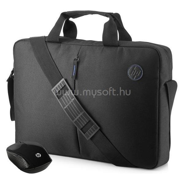"""HP 15.6"""" Value Kit Notebook táska + Vezeték nélküli egér"""