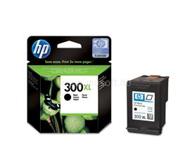 HP 300XL Black Ink Cartridge, CC641EE