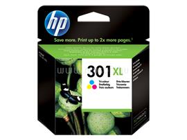 HP 301XL Tri-color Ink Cartridge (330 oldal), CH564EE