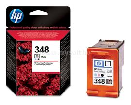 HP 348 Photo Inkjet Print Cartridge, C9369EE