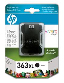 HP 363XL Black Ink Cartridge, C8719EE