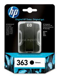 HP 363 Black Ink Cartridge, C8721EE