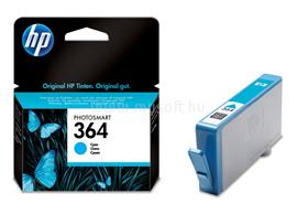HP 364 Cyan Photosmart Ink Cartridge, CB318EE