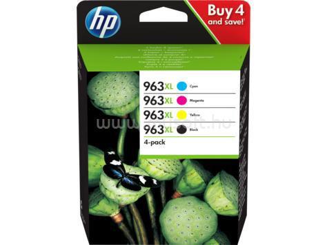 HP 963XL Patronkészlet (4 szín)