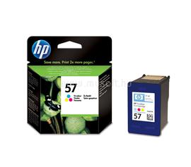 HP 57 Tri-color Inkjet Print Cartridge, C6657AE