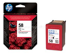 HP 58 Photo Inkjet Print Cartridge, C6658AE
