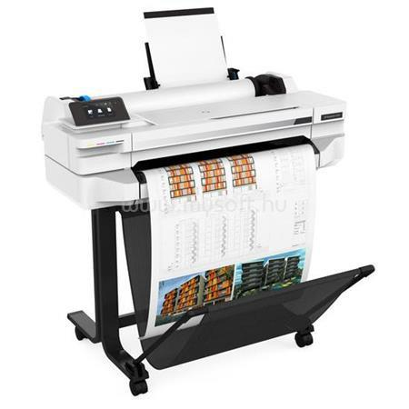 HP DesignJet T530 24-IN Printer 5ZY60A large