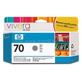 HP 70 130-ml Grey Ink Cartridge, C9450A