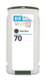 HP 70 130-ml Matte Black Ink Cartridge, C9448A