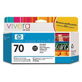 HP 70 130-ml Photo Black Ink Cartridge, C9449A