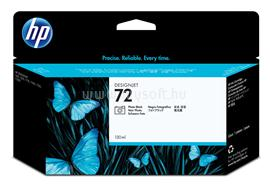 HP 72 130-ml Photo Black Ink Cartridge, C9370A