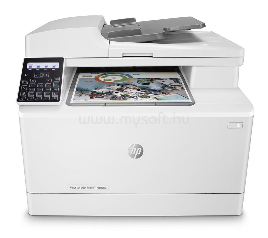 HP Color LaserJet Pro M183fw Multifunction Printer