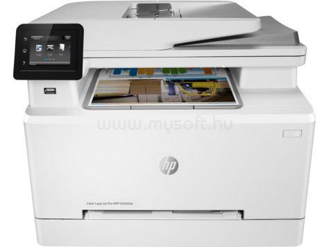 HP Color LaserJet Pro M283fdn Multifunction Printer