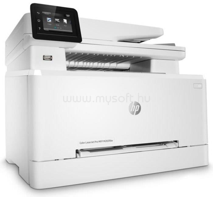 HP Color LaserJet Pro M283fdw Multifunction Printer