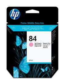 HP 84 69-ml Light Magenta Ink Cartridge, C5018A