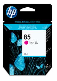 HP 85 28-ml Magenta Ink Cartridge, C9426A