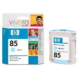 HP 85 69-ml Light Cyan Ink Cartridge, C9428A