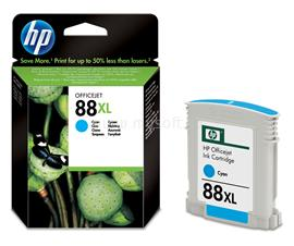 HP 88XL Cyan Officejet Ink Cartridge, C9391AE