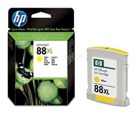 HP 88XL Yellow Officejet Ink Cartridge, C9393AE