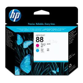 HP 88 Magenta and Cyan Officejet Printhead, C9382A