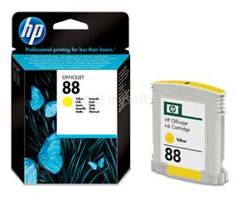 HP 88 Yellow Officejet Ink Cartridge, C9388AE