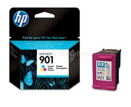 HP 901 Tri-color Officejet Ink Cartridge, CC656AE