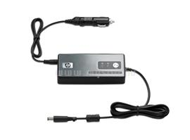 HP 90W Smart AC/Auto/Air Combo Adapter AJ652AA small