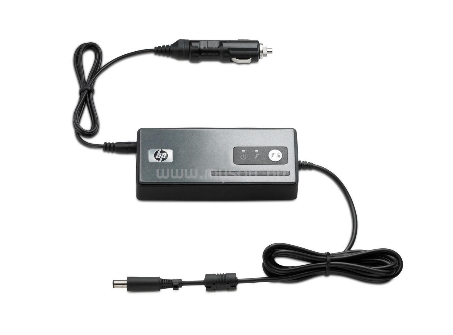 HP 90W Smart AC/Auto/Air Combo Adapter AJ652AA large