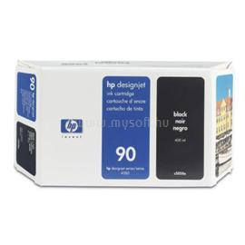 HP 90 400-ml Black Ink Cartridge, C5058A