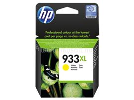 HP 933XL Sárga Officejet Ink Cartridge (825 oldal), CN056AE