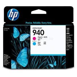 HP 940 Magenta and Cyan Officejet Printhead, C4901A