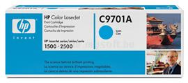 HP Color LaserJet C9701A Cyan Print Cartridge, C9701A