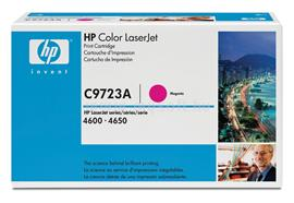 HP Color LaserJet C9723A Magenta Print Cartridge, C9723A