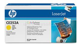 HP Color LaserJet CE252A Yellow Print Cartridge, CE252A