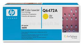 HP Color LaserJet Q6472A Yellow Print Cartridge, Q6472A