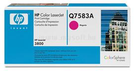 HP Color LaserJet Q7583A Magenta Print Cartridge, Q7583A