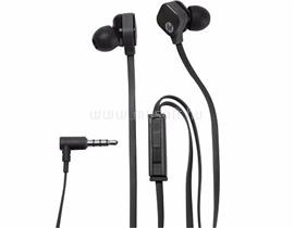 HP H2310 In Ear Headset, fekete, J8H42AA