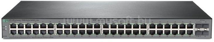 HP 1920S 48port GbE LAN medzselhető 4xSFP Switch