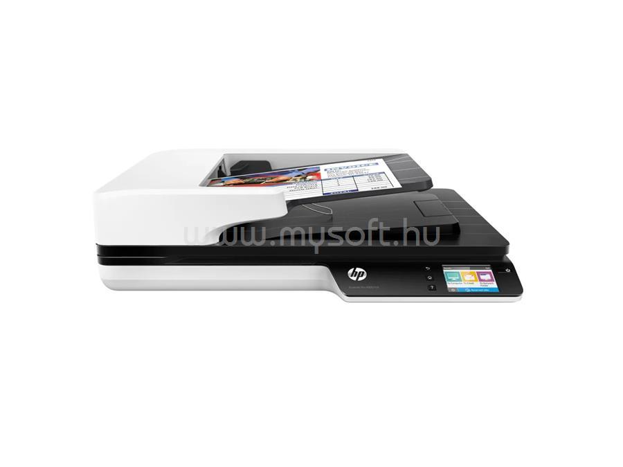 HP ScanJet Pro 4500 fn1 hálózati lapolvasó